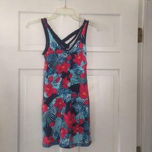 NWT Hollister Floral Print Dress